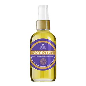 Picture of Anointed Body Cleansing Oil Serum 4 oz